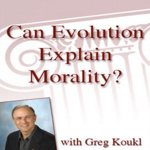 Can Evolution Explain Morality?
