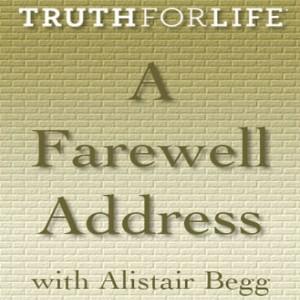 A Farewell Address