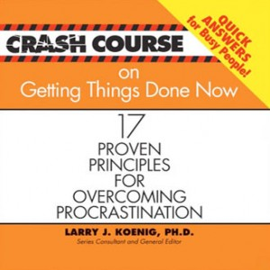 Crash Course: Getting Things Done Now