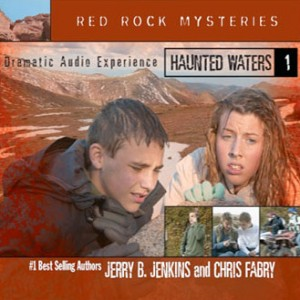 Haunted Waters (Red Rock Mysteries Series, Book #2)