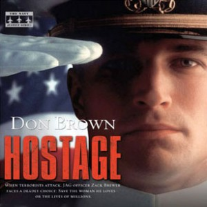 Hostage (The Navy Justice Series, Book #2)