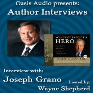 Author Interview with Joseph Grano