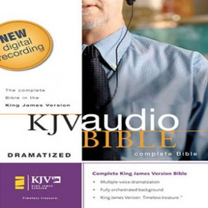 KJV Complete Bible Dramatized Audio