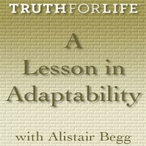 A Lesson in Adaptability