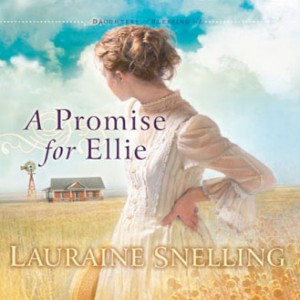 A Promise for Ellie (Daughters of Blessing, Book #1)