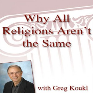 Why All Religions Aren't the Same