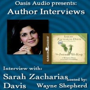 Author Interview with Sarah Zacharias Davis