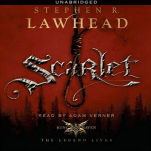 Scarlet (King Raven Trilogy, Book #2)