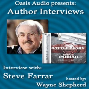 Author Interview with Steve Farrar
