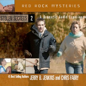 Stolen Secrets (Red Rock Mysteries Series, Book #2)