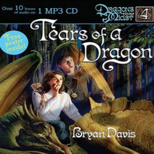 Tears of a Dragon (Dragons in Our Midst, Book #4)