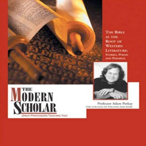 The Modern Scholar: The Bible as the Root of Western Literature