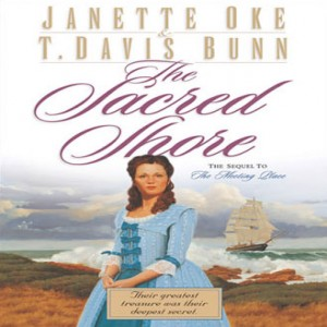 The Sacred Shore (Song of Acadia, Book #2)