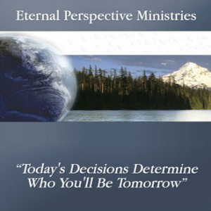 Today's Decisions Determine Who You'll Be Tomorrow