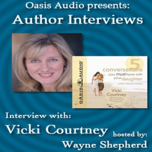 Author Interview with Vicki Courtney