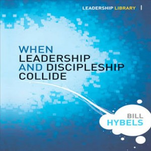 When Leadership and Discipleship Collide