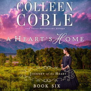 A Heart's Home (A Journey of the Heart Collection, Book #6)