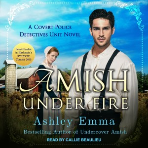 Amish Under Fire (Covert Police Detectives Unit, Book #2)