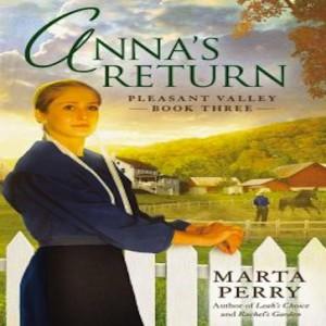 Anna's Return (Pleasant Valley Series, Book #3)