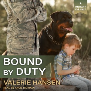 Bound by Duty (Military K-9 Unit, Book #2)