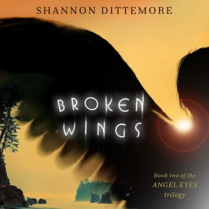 Broken Wings (An Angel Eyes Novel, Book #2)