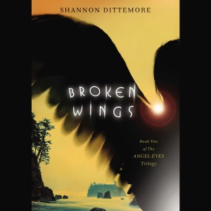 Broken Wings (Angel Eyes Trilogy, Book #2)