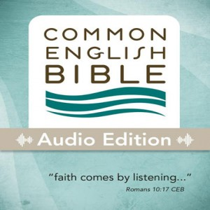 Common English Bible - Voice Only (Audio Edition)