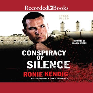 Conspiracy of Silence (Tox, Book #1)