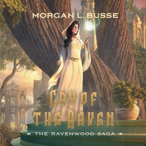 Cry of the Raven (The Ravenwood Saga, Book #3)