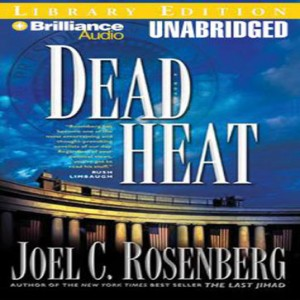 Dead Heat (Political Thrillers Series, Book #5)