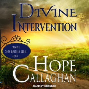 Divine Intervention (Divine Cozy Mysteries, Book #1)