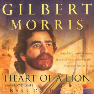 Heart of a Lion (The Lions of Judah, Book #1)