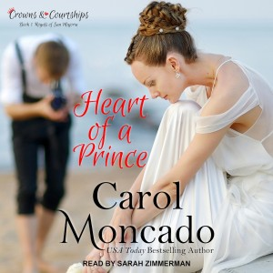 Heart of a Prince (Crowns & Courtships, Book #1)