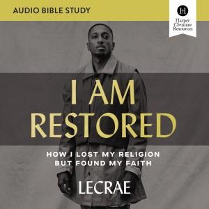 I Am Restored: Audio Bible Studies