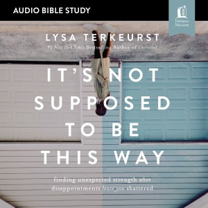 It's Not Supposed to Be This Way: Audio Bible Studies