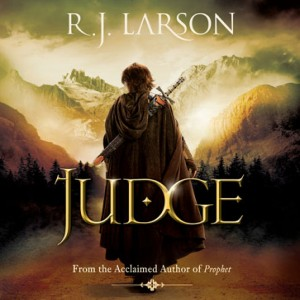 Judge (Books of the Infinite Series, Book #2)