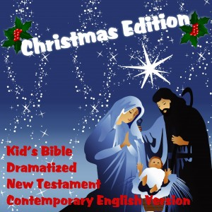 Kid's Bible (CEV) - Christmas Edition