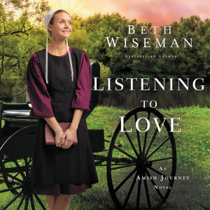 Listening to Love (An Amish Journey Novel, Book #2)