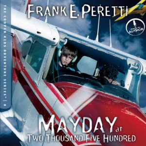 Mayday at Two Thousand Five Hundred (The Cooper Kids Adventure Series, Book #8)