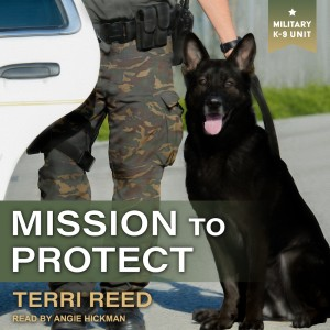 Mission to Protect (Military K-9 Unit, Book #1)