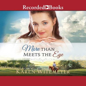 More Than Meets the Eye (Patchwork Family, Book #1)