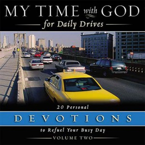 My Time with God for Daily Drives: Volume 2