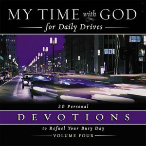 My Time with God for Daily Drives: Volume 4