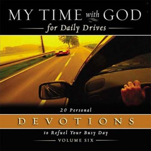 My Time with God for Daily Drives: Volume 6