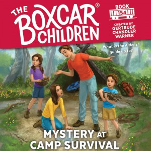 Mystery at Camp Survival (The Boxcar Children Mysteries, Book #154)