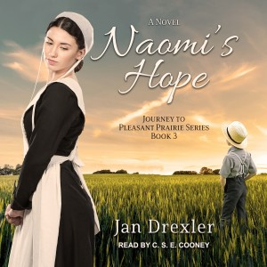 Naomi's Hope (Journey to Pleasant Prairie, Book #3)