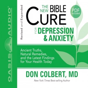 The New Bible Cure for Depression and Anxiety (Bible Cure)