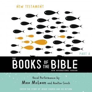 NIV, The Books of the Bible: New Testament, Audio Download