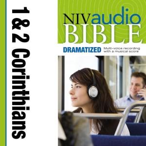 Dramatized Audio Bible - New International Version, NIV: (35) 1 and 2 Corinthians