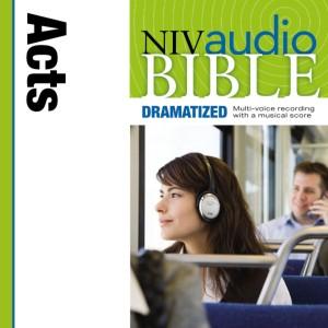 Dramatized Audio Bible - New International Version, NIV: (33) Acts